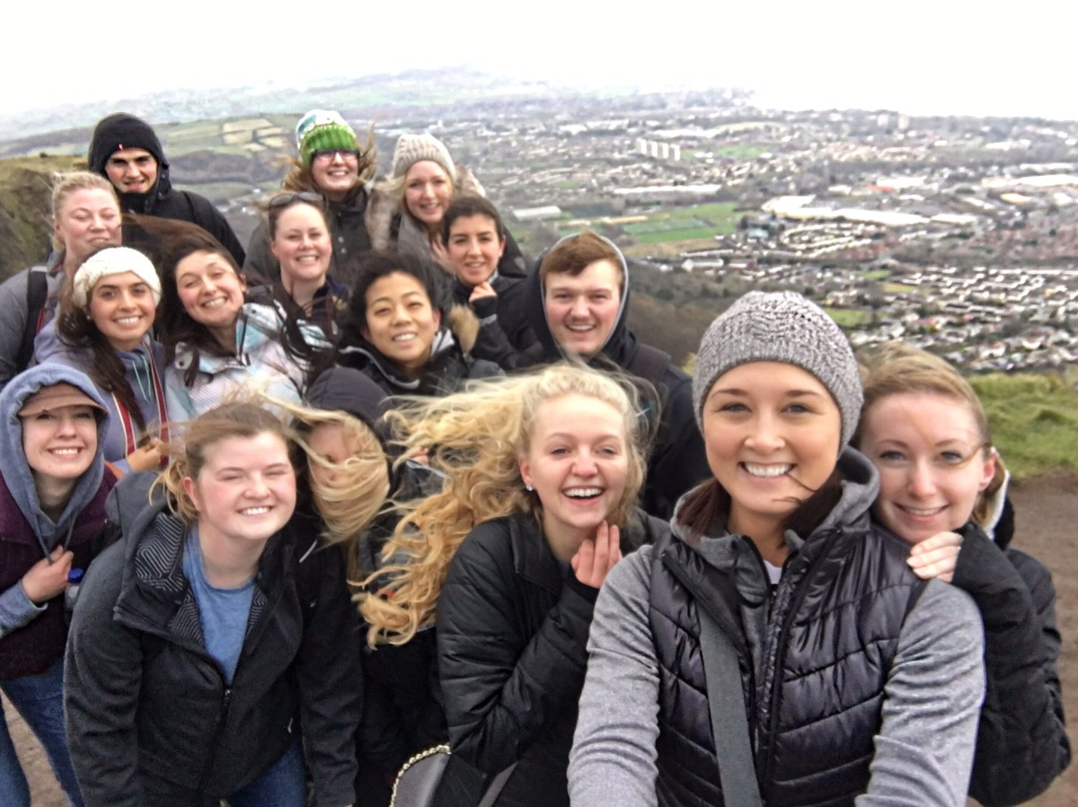 group on cave hill